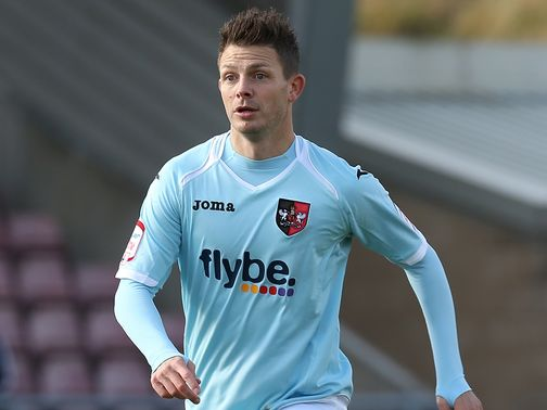 Jamie Cureton: Scored the winning goal