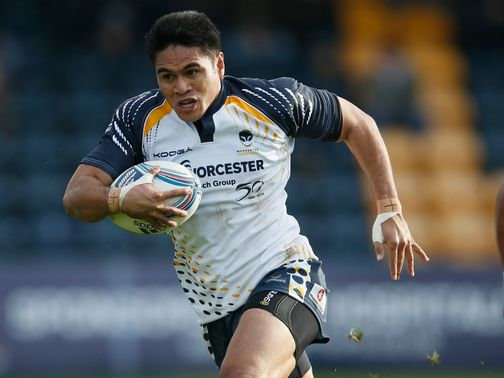 David Lemi: Recalled by Worcester