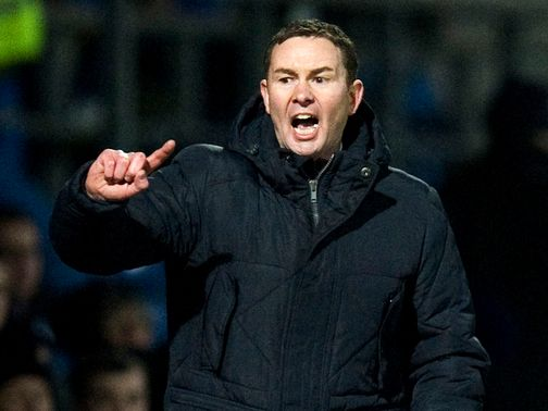Derek Adams: Looking to bounce back
