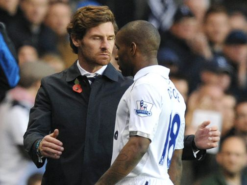 Jermain Defoe: Hails the influence of Villas-Boas