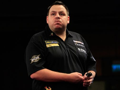 Adrian Lewis: Defending world champion