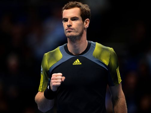 Andy Murray: Sealed semi-final place