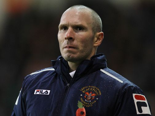 Michael Appleton: Wanted by Blackburn