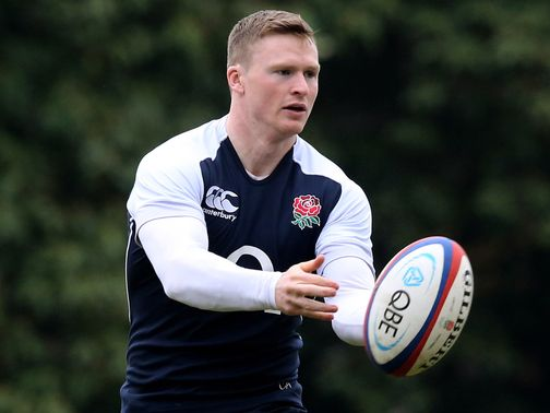 Chris Ashton: 13 months since last England try