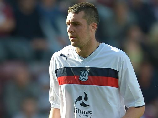 Colin Nish: Has scored two goals in 11 games for Dundee