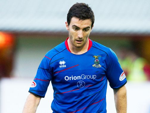 Ross Draper: Still not available for Inverness