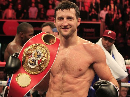 Carl Froch: Challengers queueing up for his IBF strap