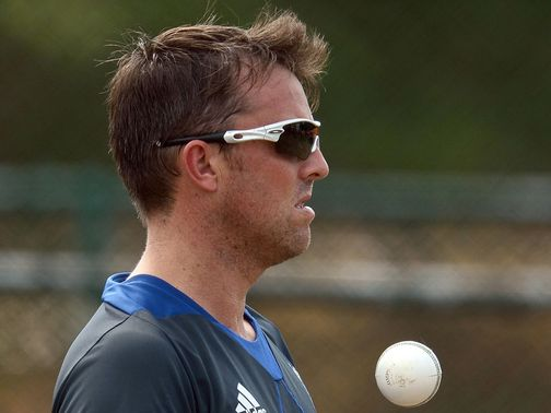 Graeme Swann: Rejoining tour party