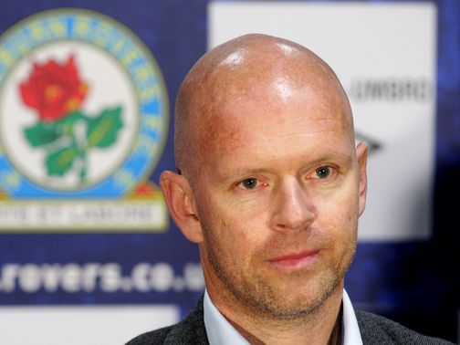 Henning Berg was keen to praise the Blackburn fans
