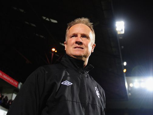 Sean O&#39;Driscoll: Shown the door by Forest&#39;s owners