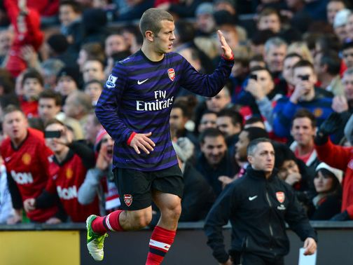 Wilshere: Getting better with each game