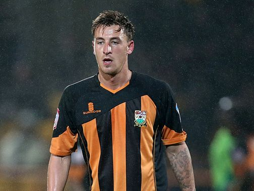 Jake Hyde: Scored Barnet's opener