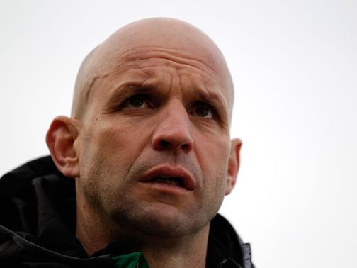 Mallinder: Relieved with a victory in Wales