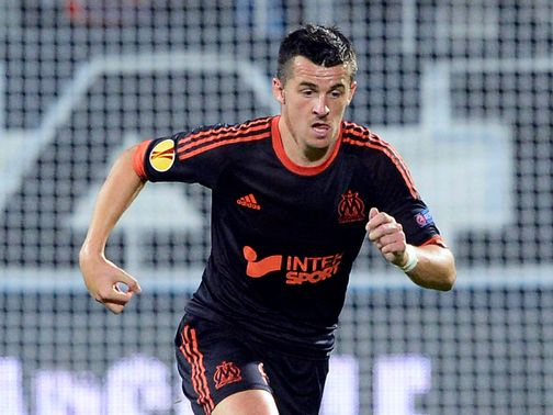 Joey Barton: Is enjoying his time in France