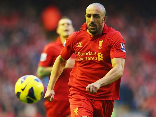 Jose Enrique: Injury doubt