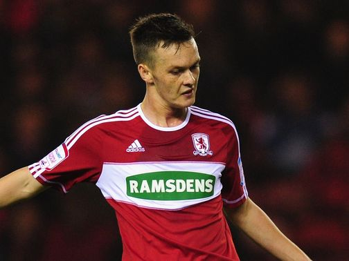 Josh McEachran: Set to stay at Boro