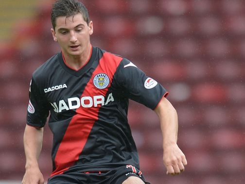 Kenny McLean: Five goals so far this season