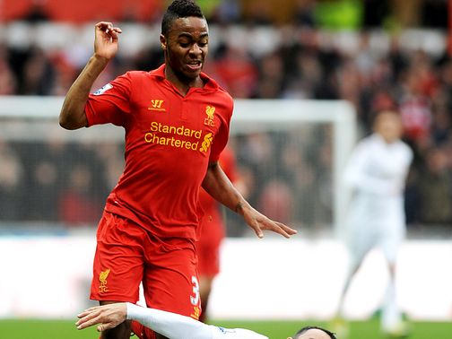 Raheem Sterling: In negotiations