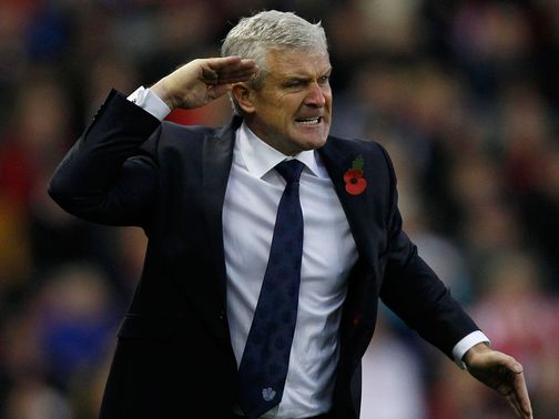 Mark Hughes' QPR are bottom of the table