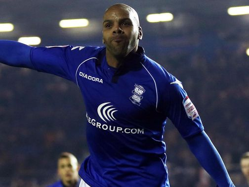 Marlon King: Late winner for Blues