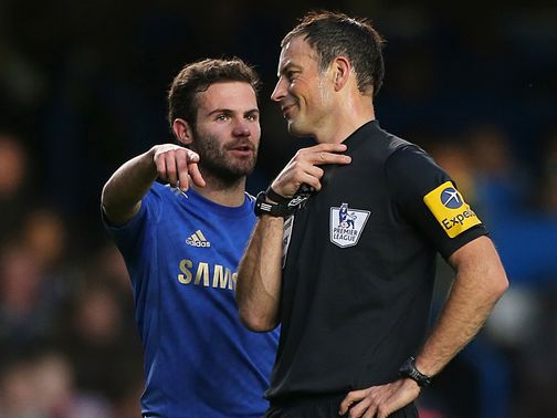 Mark Clattenburg: Chelsea claims being investigated