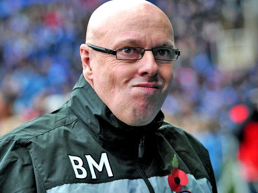 Brian McDermott: Has Zingarevich's backing