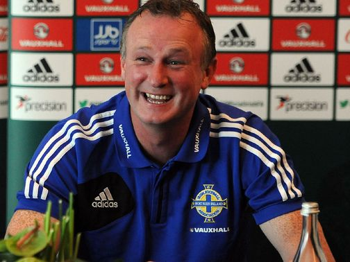 Michael O'Neill's Northern Ireland face Malta