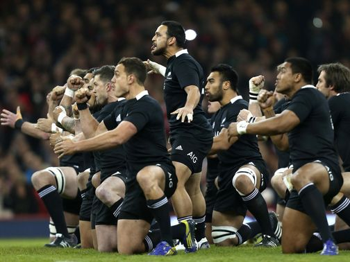 New Zealand: Too tough for England at Twickenham
