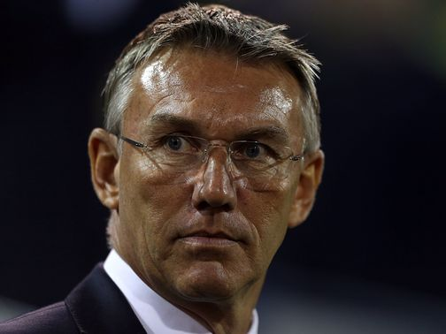 Nigel Adkins: Has just four points from 10 games