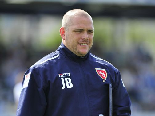 Jim Bentley's Morecambe are backed at York.