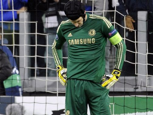 Cech rues his latest injury set back