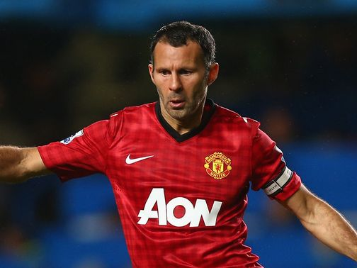Giggs is happy to fighting for silverware on all fronts