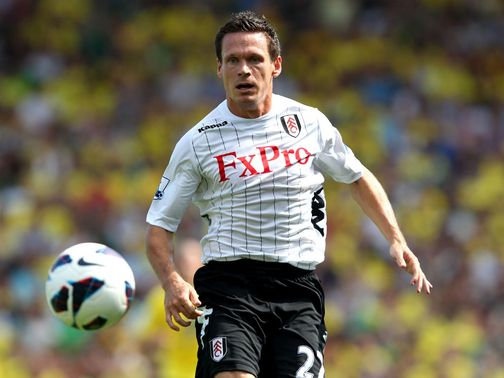 Riether could well be staying at Fulham beyond the end of his loan deal