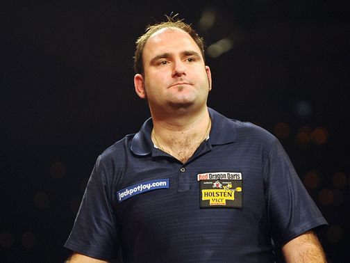 Scott Waites: Former champion upset Taylor