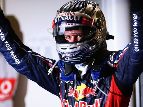 Sebastian Vettel: Bids for title success