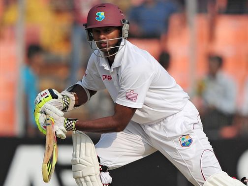 Shivnarine Chanderpaul: Two-year deal with Derbyshire