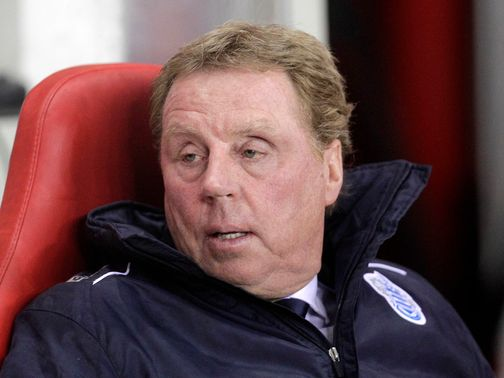 Redknapp watched his new side draw at Sunderland