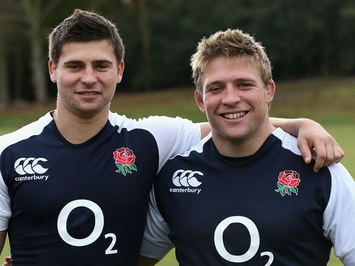 Tom and Ben Youngs are staying at Leicester.