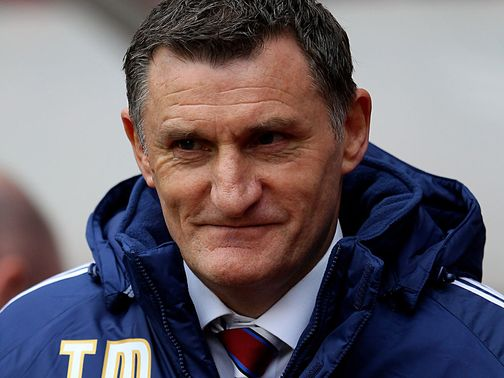 Tony Mowbray: Relieved after 3-2 victory