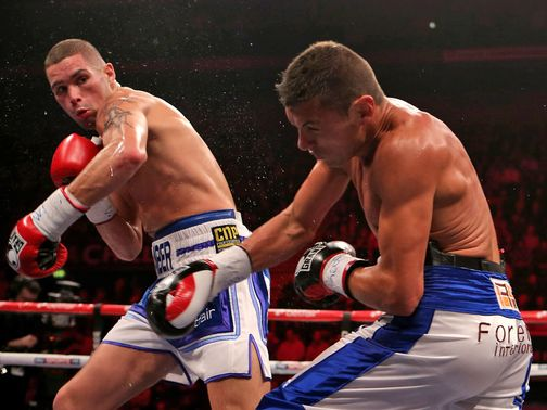 Bellew: Ready to get back to work in the gym