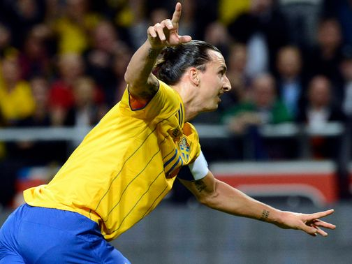 Zlatan Ibrahimovic: The man to watch