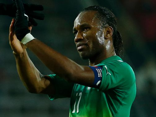 Didier Drogba: Joins Galatasaray on an 18-month deal