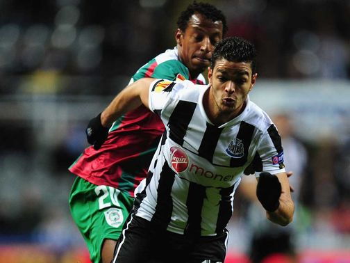 Hatem Ben Arfa: Poised to return against Fulham