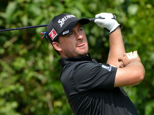 Graeme McDowell: Part of the family