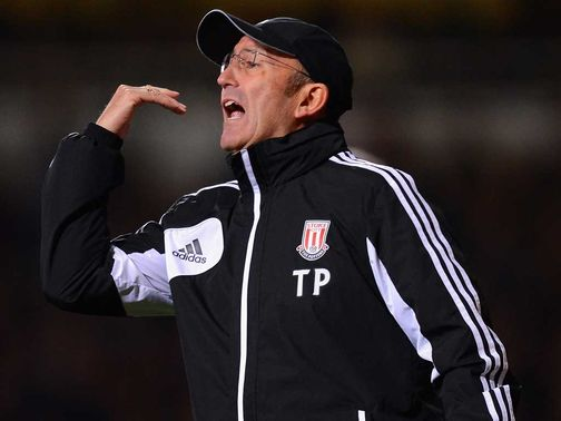 Tony Pulis: No defence for Robert Huth's actions