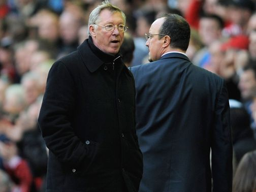 Ferguson and Benitez have a fractious relationship