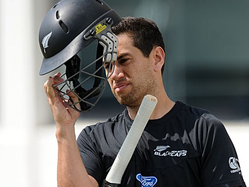 Ross Taylor: Accepts apology