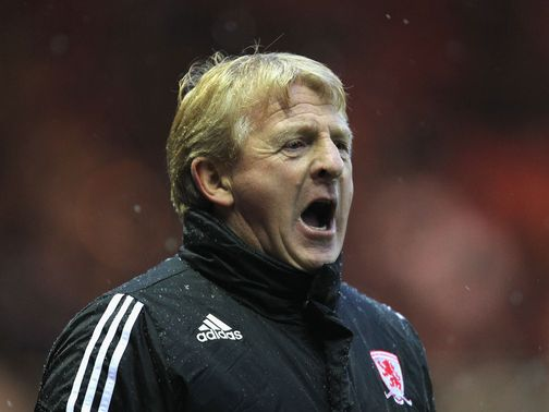Gordon Strachan: Initial favourite to replace Levein