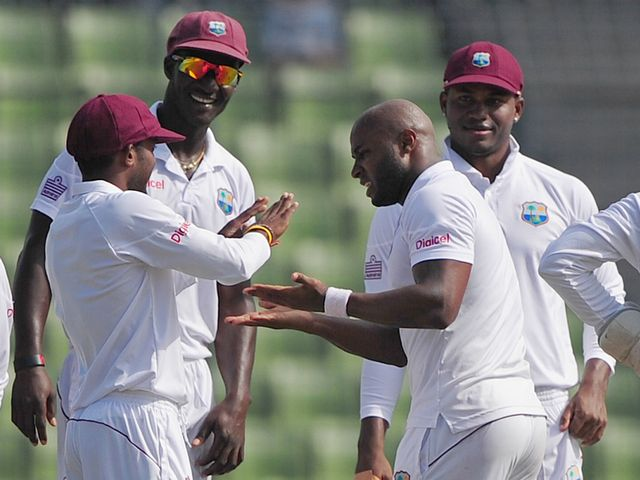 Best: Helped Windies to comfortable victory