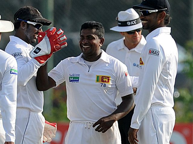 Rangana Herath: Star for Sri Lanka